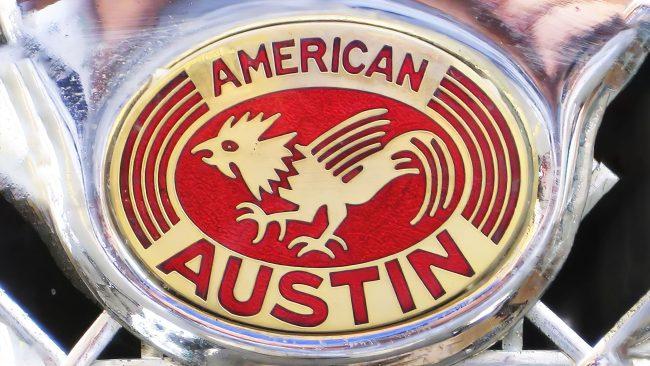 American Austin Logo