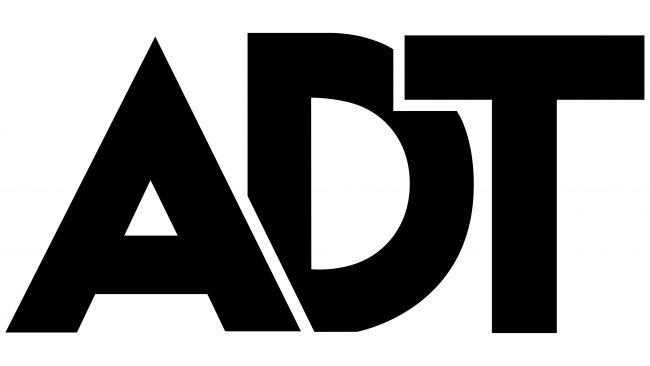 American District Telegraph Logotipo 1950-1989