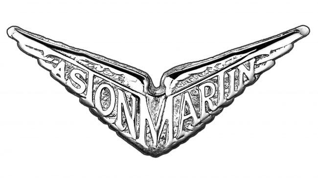 Aston Martin Logotipo 1930-1932