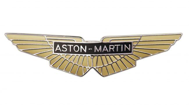 Aston Martin Logotipo 1932-1939