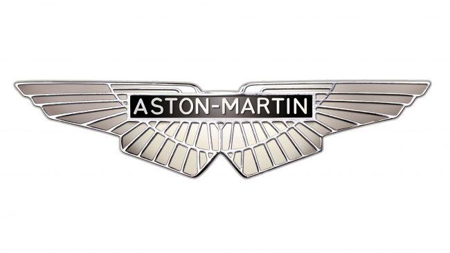 Aston Martin Logotipo 1939-1950