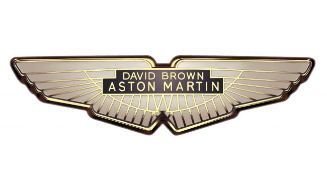 Aston Martin Logotipo 1971-1972
