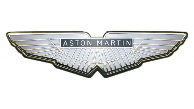 Aston Martin Logotipo 1972-1984