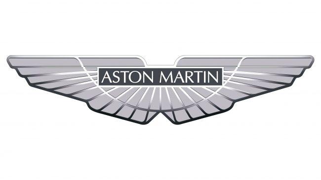 Aston Martin Logotipo 1984-2003