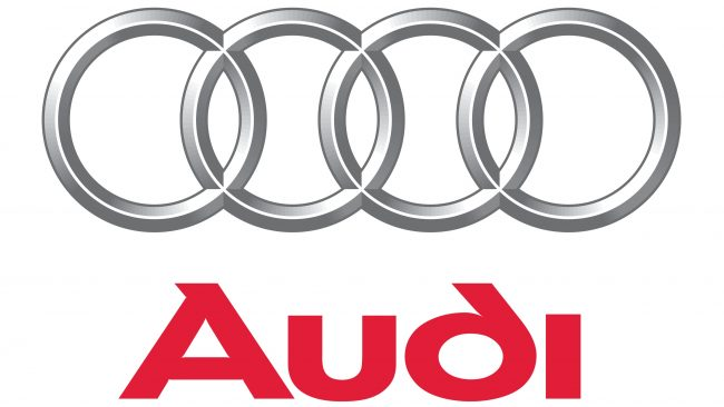 Audi Logotipo 1995-2009
