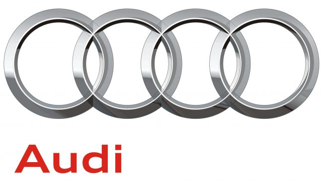 Audi Logotipo 2009-2016