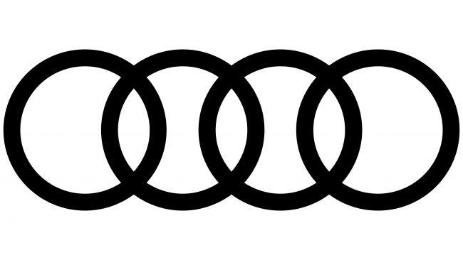 Audi Logotipo 2016-presente