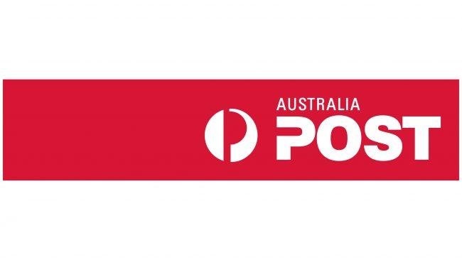 Australia Post Logotipo 1996-2014