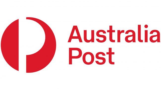 Australia Post Logotipo 2019-presente