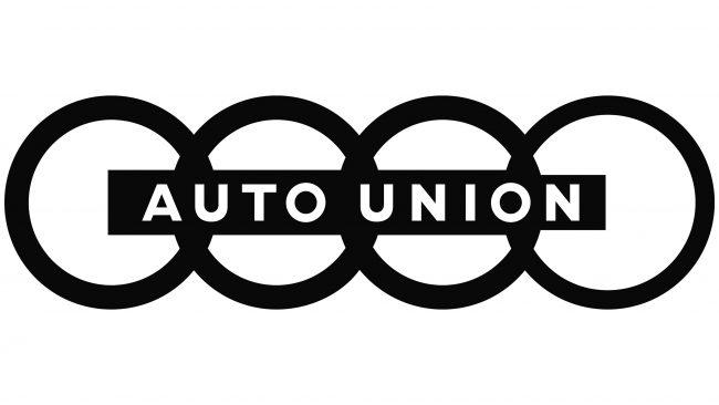 Auto Union Logotipo 1949-1969