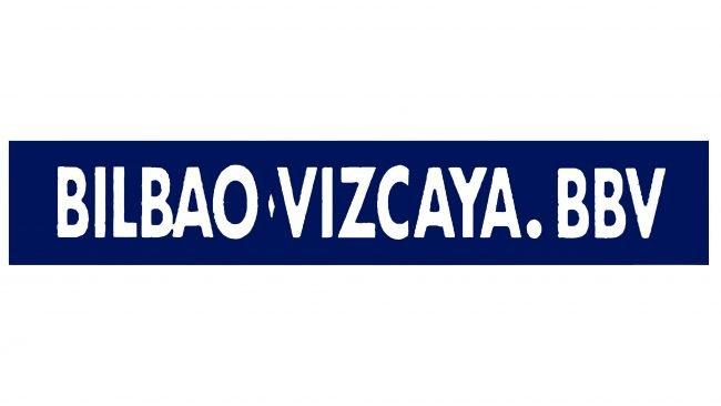 Banco Bilbao Vizcaya (BBV) Logotipo 1988