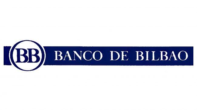 Banco de Bilbao Logotipo 1981-1988