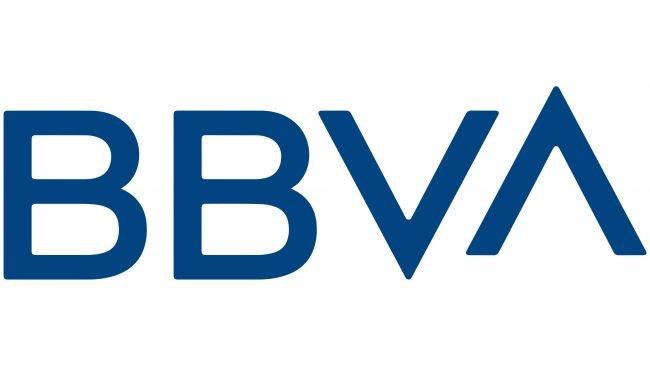 Banco de Bilbao Vizcaya Argentaria (BBVA) Logotipo 2019-presente