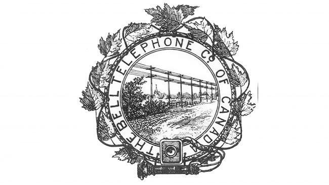 Bell Logotipo 1891-1895
