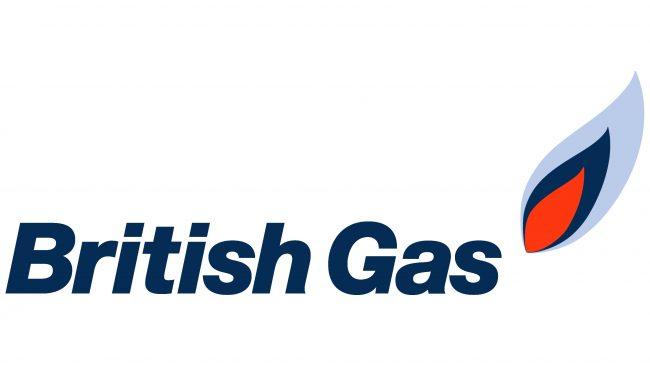 British Gas Logotipo 1995-2011