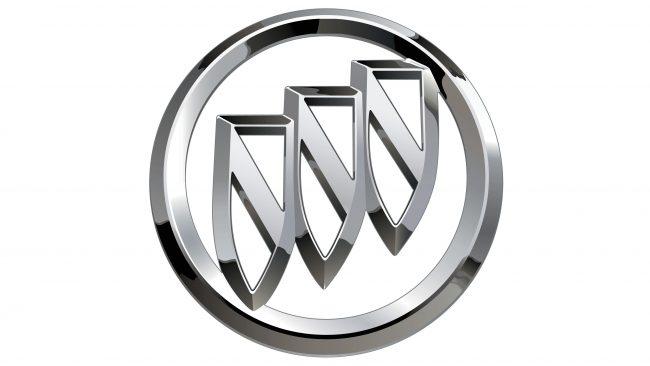 Buick Logotipo 2002-2015