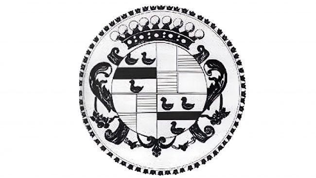 Cadillac Logotipo 1905-1908