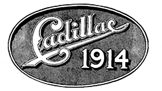 Cadillac Logotipo 1914-1915