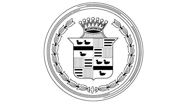 Cadillac Logotipo 1920-1933