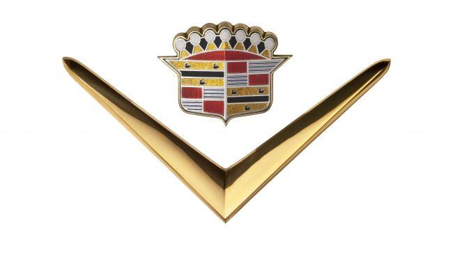 Cadillac Logotipo 1948-1957