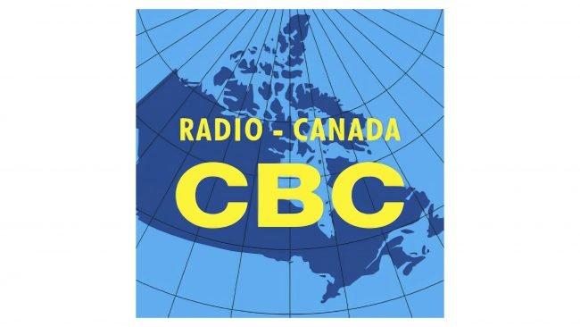 Canadian Broadcasting Corporation Logotipo 1958-1974 у