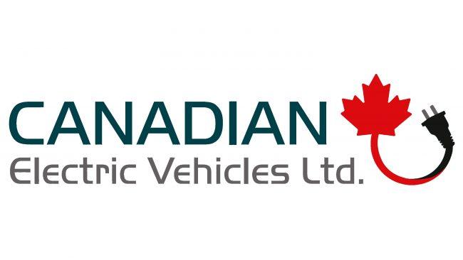 Canadian Electric Vehicles Logo (1996-Presente)