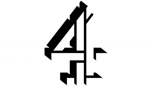 Channel 4 Logotipo 2004-2015