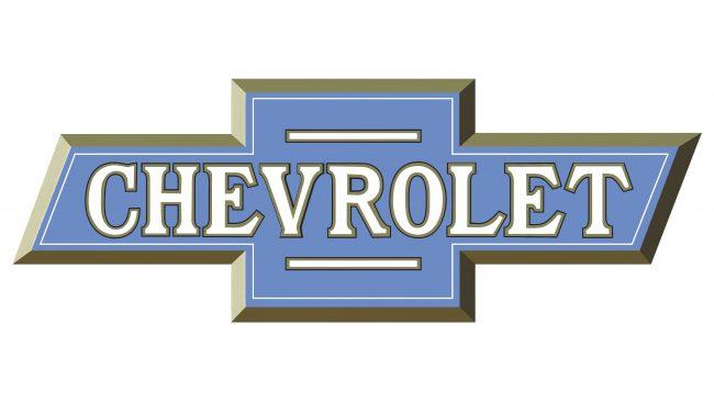 Chevrolet Logotipo 1914-1934