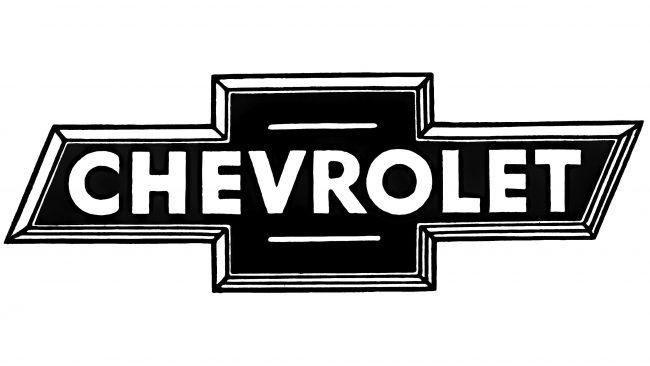 Chevrolet Logotipo 1934-1940