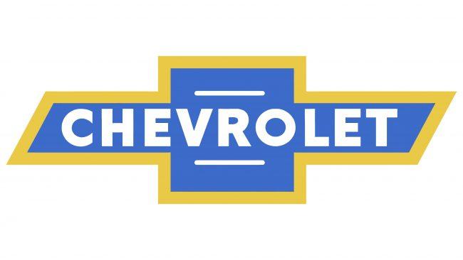 Chevrolet Logotipo 1940-1950