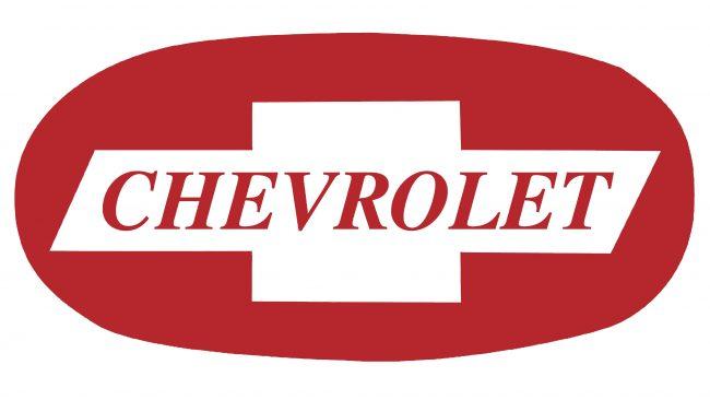 Chevrolet Logotipo 1950-1964