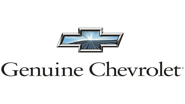 Chevrolet Logotipo 1994-2001
