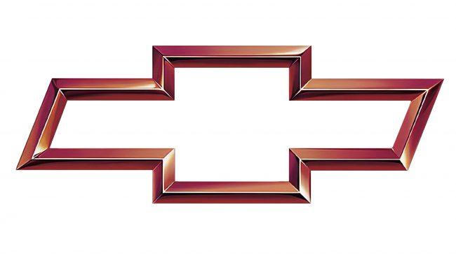 Chevrolet Logotipo 2001-2002