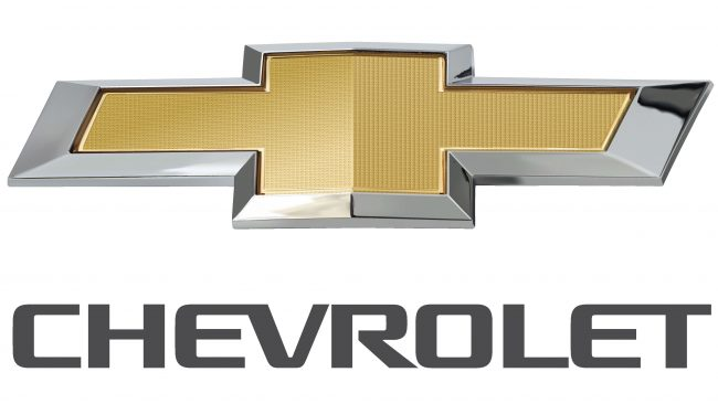 Chevrolet Logotipo 2013-presente