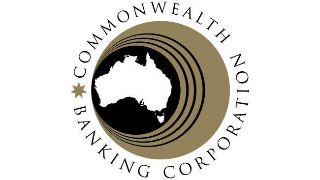 Commonwealth Bank Logotipo 1961-1991