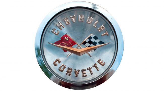 Corvette Logotipo 1955-1962