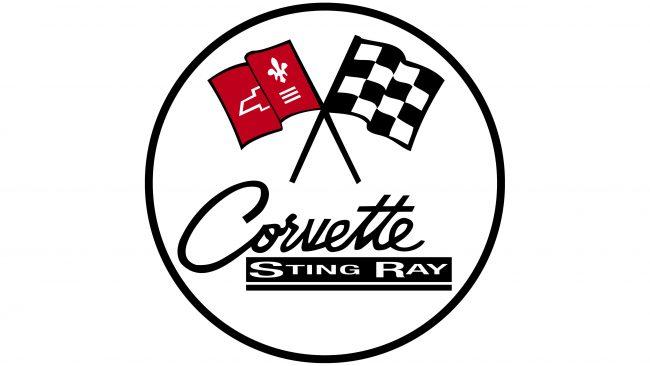 Corvette Logotipo 1963-1967