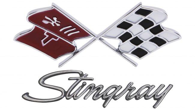 Corvette Logotipo 1968-1982