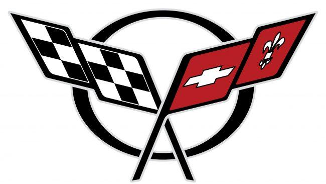 Corvette Logotipo 1997-2005