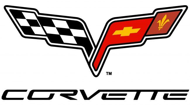 Corvette Logotipo 2005-2014