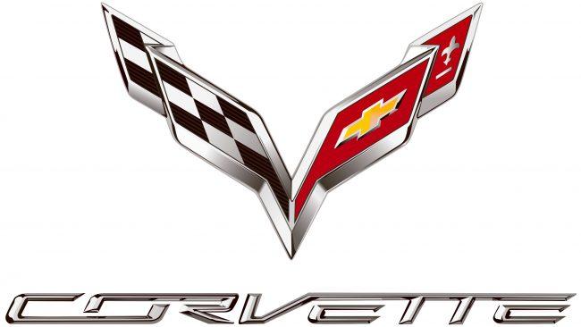 Corvette Logotipo 2014-2019