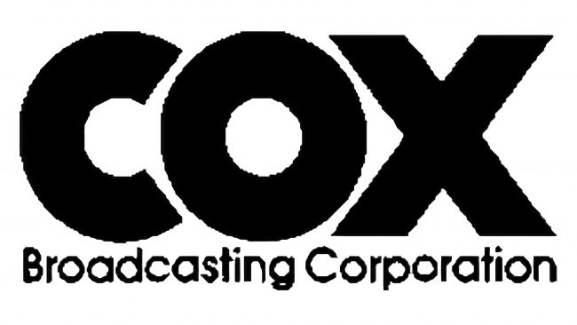 Cox Broadcasting Corporation Logotipo 1970-1979