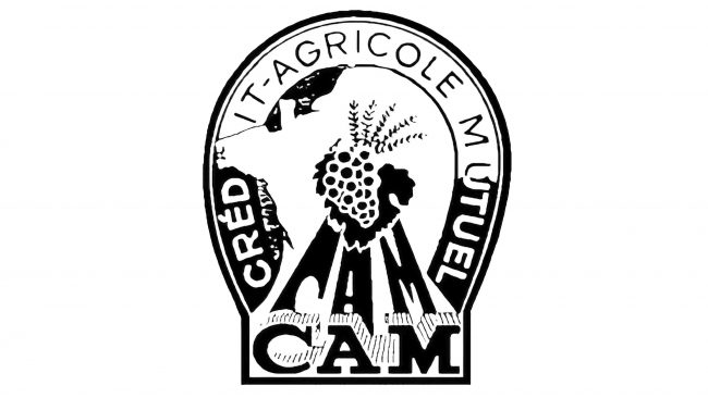 Credit Agricole Logotipo 1948-1959