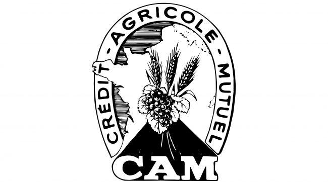 Credit Agricole Logotipo 1959-1971