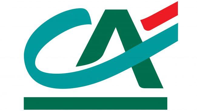 Credit Agricole Logotipo 1987-presente