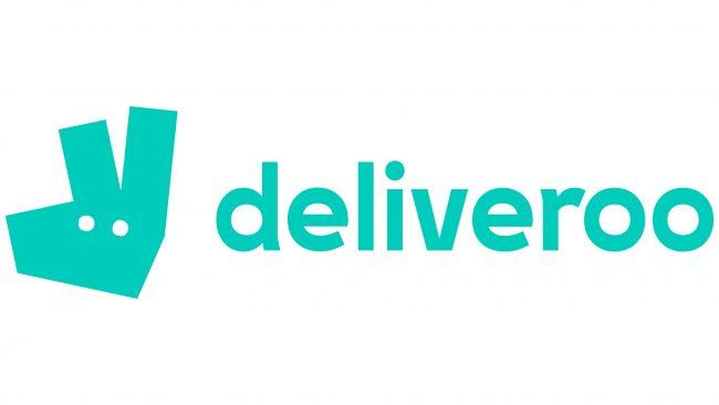 Deliveroo Logotipo 2016-presente