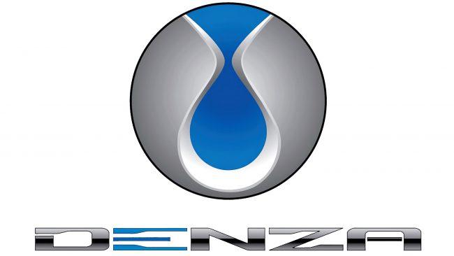 Denza Logo (2010-Presente)