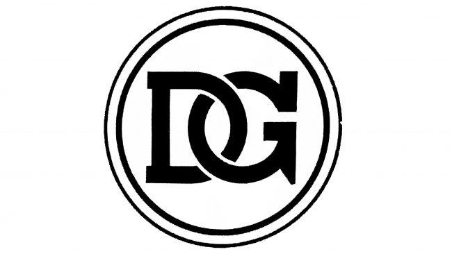 Deutsche Bank Logotipo 1919-1928