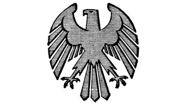Deutsche Bank Logotipo 1929-1930
