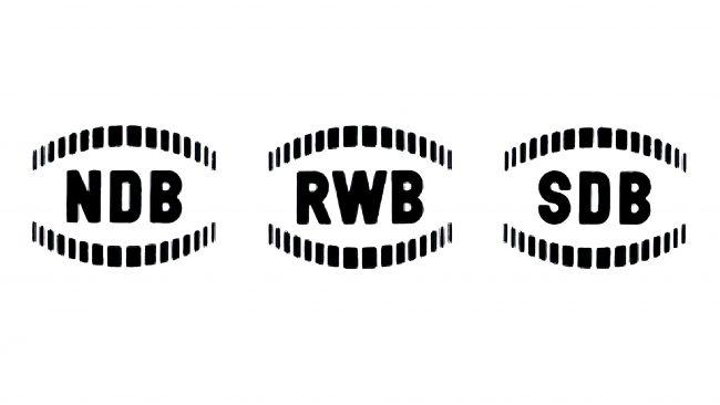 Deutsche Bank Logotipo 1952-1957